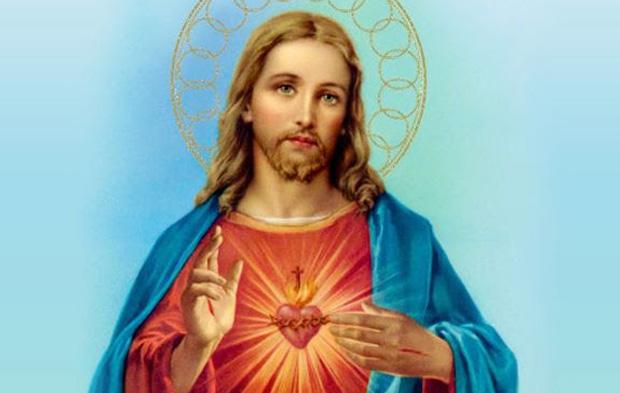 Sagrado Coração de Jesus - 17
