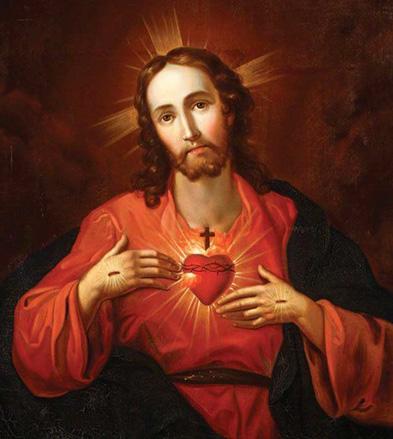Sagrado Coração de Jesus 20