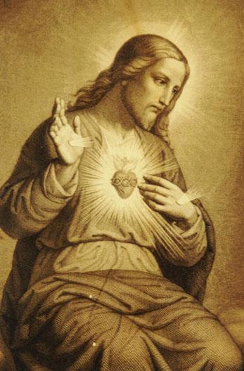 Sagrado Coração de Jesus - 9