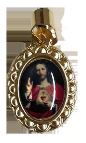 Medalha do Sagrado Coração 1
