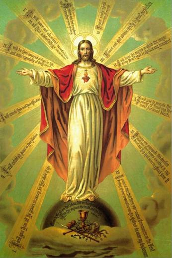 Sagrado Coração de Jesus 34