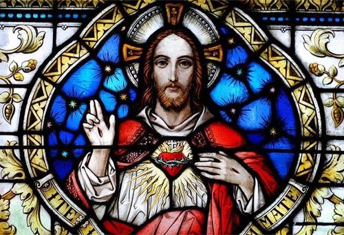 Sagrado Coração de Jesus - 36