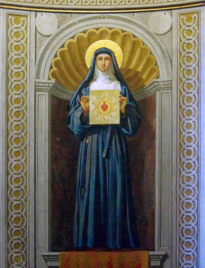 Santa Margarida Maria Alacoque 3
