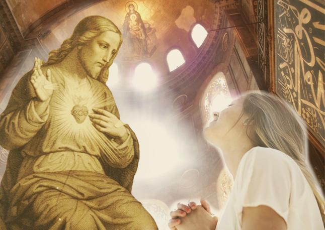 Agradecimento - Sagrado Coração de Jesus