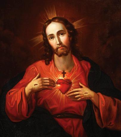 Sagrado Coração de Jesus 42