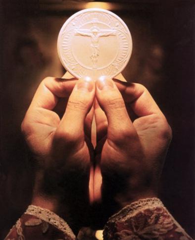Oração de Comunhão Espiritual