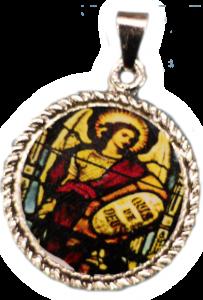 Medalha de São Gabriel Arcanjo no texto Santa Missa da Semana: Saiba como receber as bênçãos de Nosso Senhor!