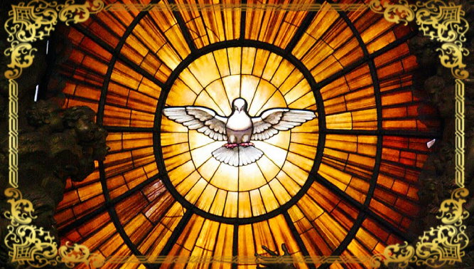 Novena ao Espírito Santo - 1º Dia