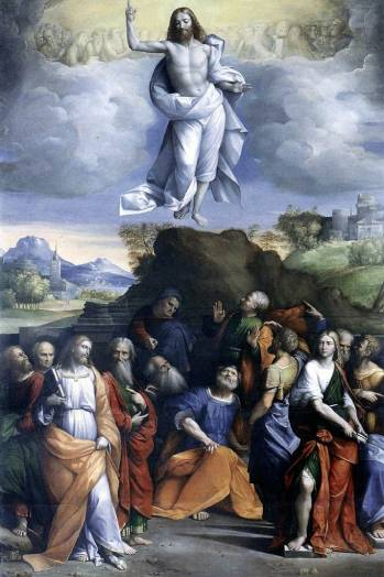 Ascensão de Jesus aos Céus