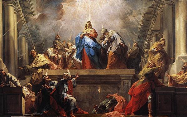 Hoje é Dia de Pentecostes! A Grande Festa do Espírito Santo