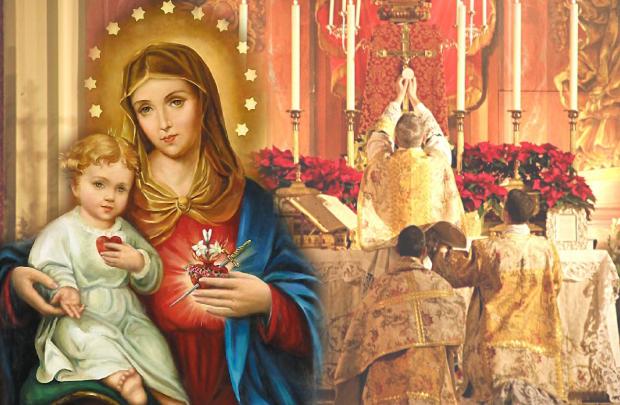 MISSA DA SEMANA: Em homenagem à Maria, Mãe de Deus, e a todas as Mães do Brasil