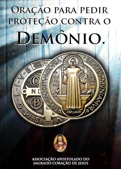 Oração para pedir proteção contra o Demônio