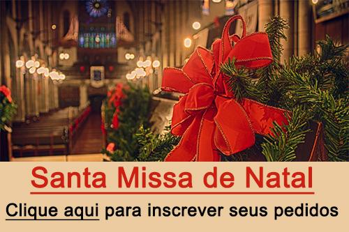 Santa Missa de Natal